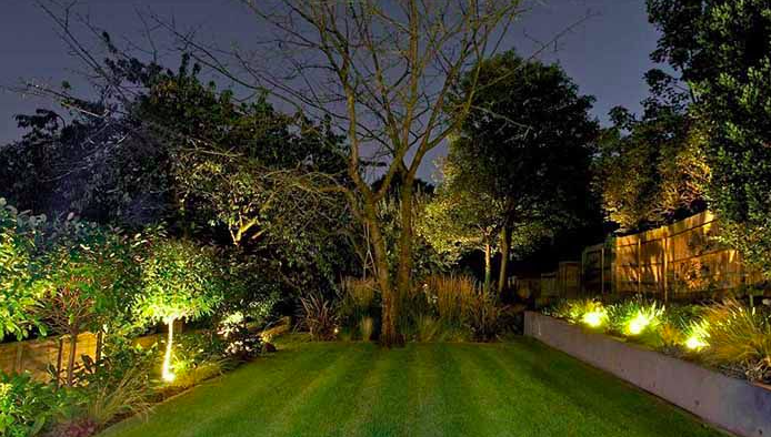 Drogi i dróżki w ogrodzie